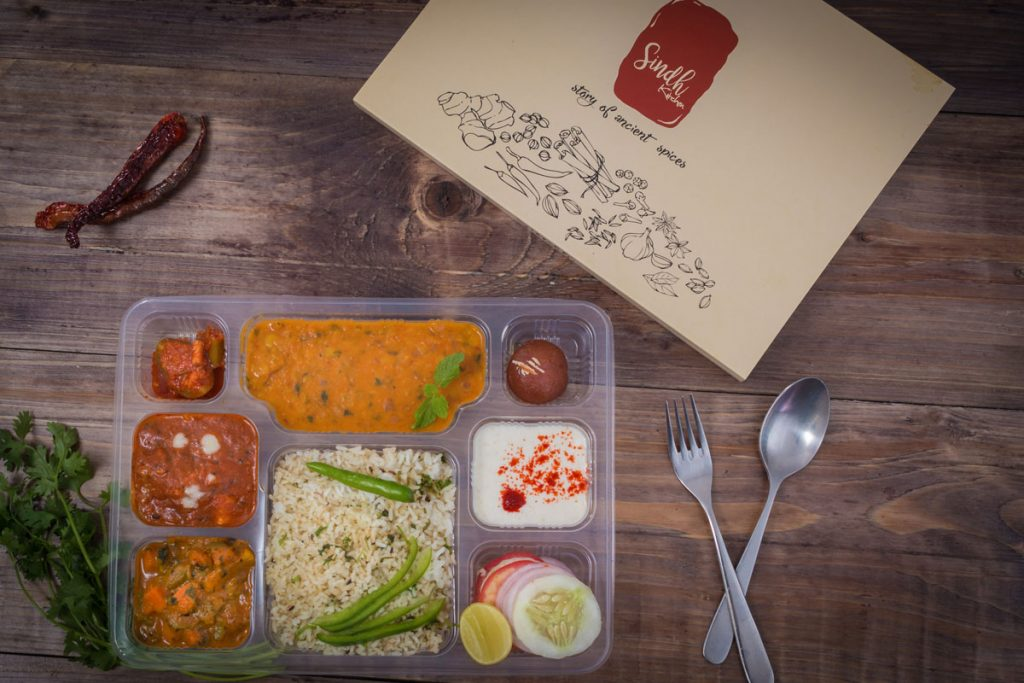 corporate meal box sindh kitchen indiranagar food delivery 3
